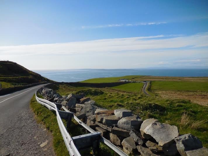 Ireland, road trip