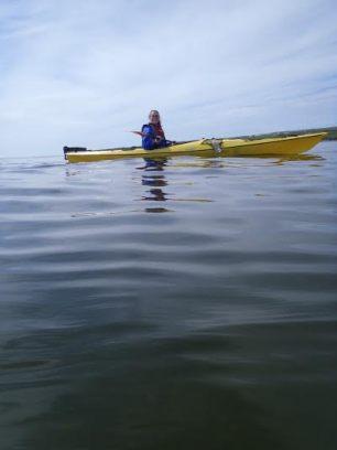 Doolin, Ireland, kayaking