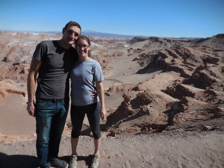 San Pedro de Atacama, Chile, travel partner