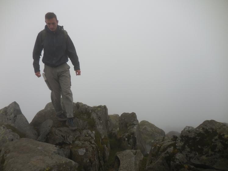 Hiking in The Lake District, United Kingdom