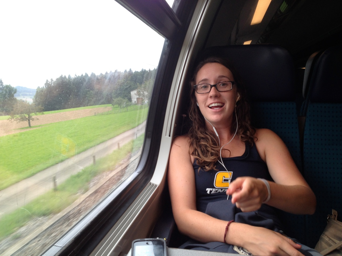 Why trains are my favorite way to travel