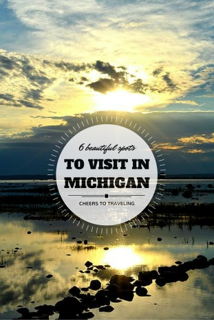 Six beautiful spots to visit in Michigan