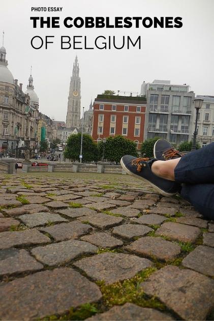 Cobblestones of Belgium