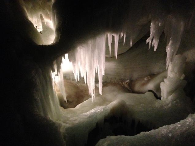 Austria Ice Cave