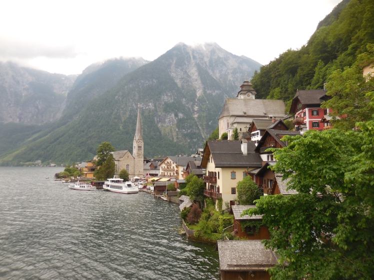 Austrian Lake District - Hallstatt Austria
