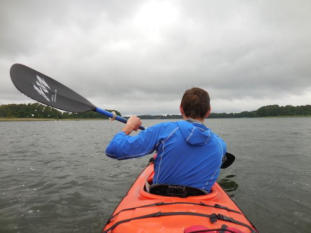 Mecklenburg Lake District - kayaking