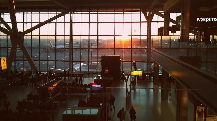 Heathrow Airport - London, England