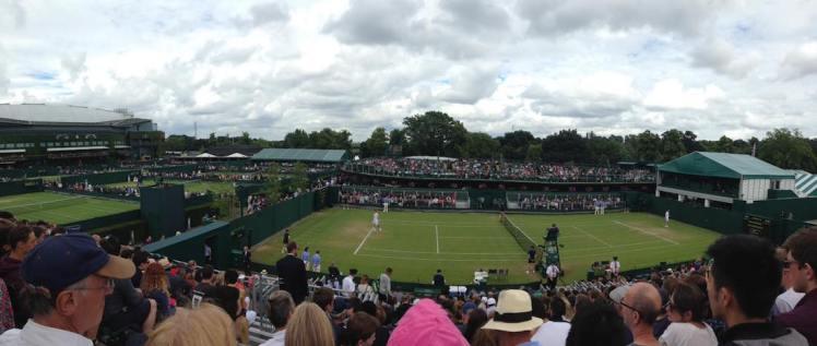 Wimbledon - London, England