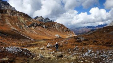 China's Yading Nature Reserve