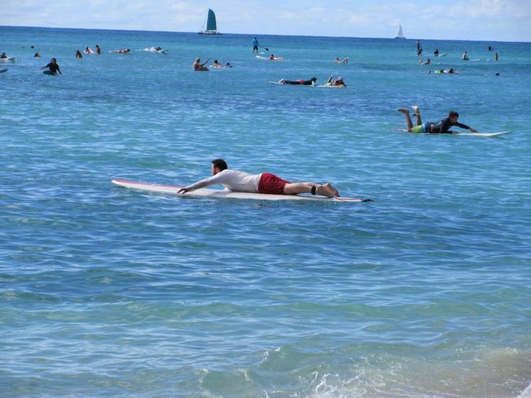 Surfing - Hawaii