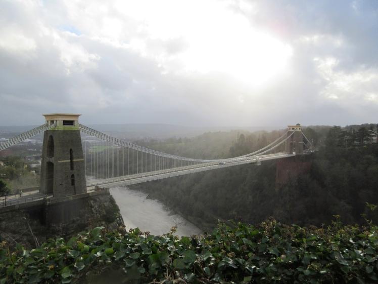 Clifton Suspension Bridge - Bristol, UK
