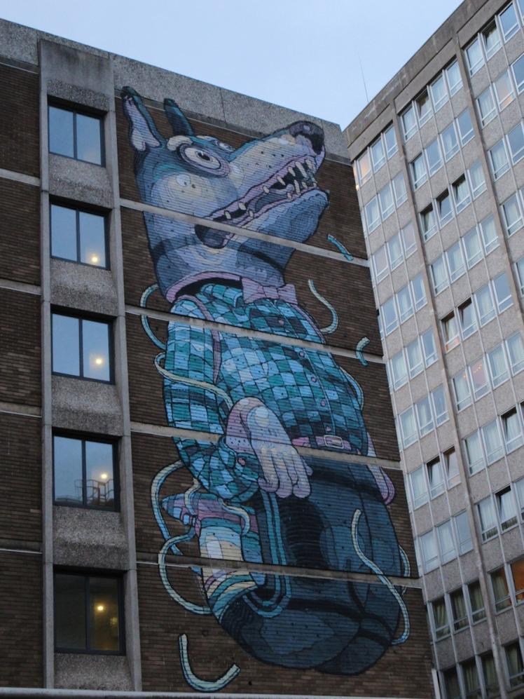 Street Art - Bristol, UK