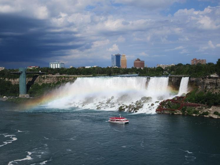 Niagara Falls, Ontario, Canada on a budget