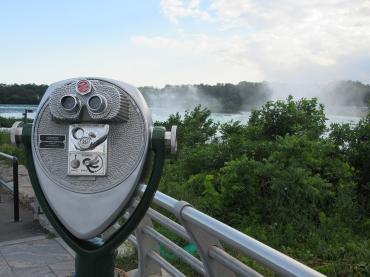 Goat Island - Niagara Falls, New York, US on a budget