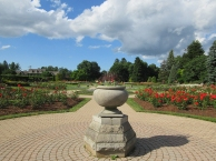 Niagara Parks Botanical Garden - Niagara Falls, Ontario, Canada on a budget