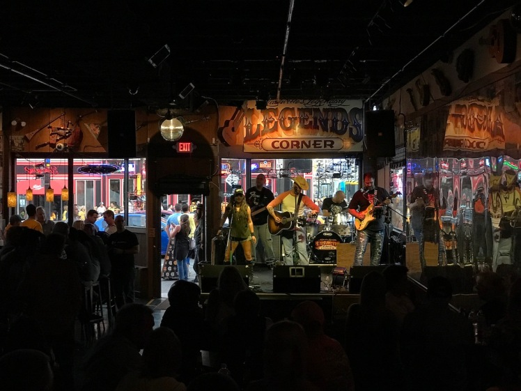 Live Music in Nashville, Tennessee