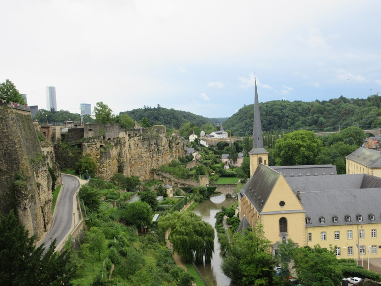 Luxembourg City 2