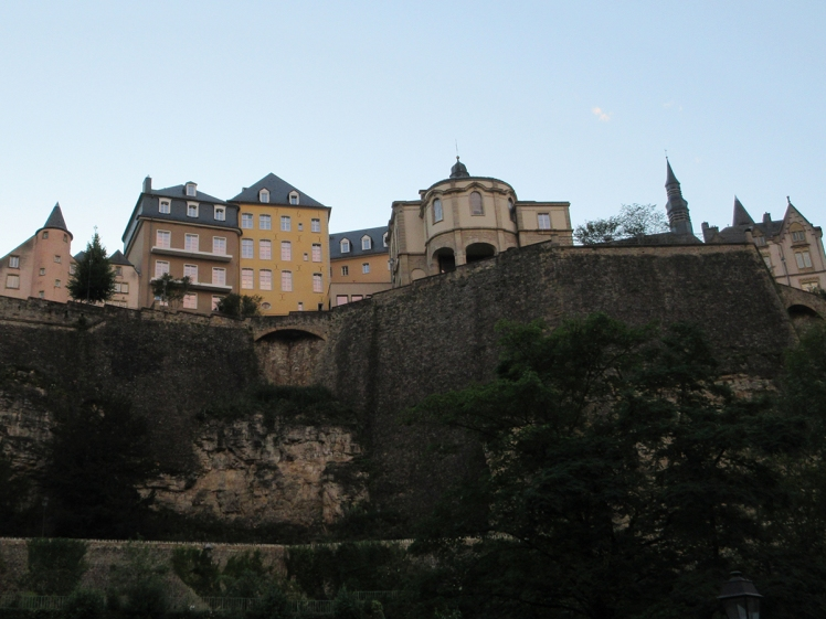 Luxembourg City 5